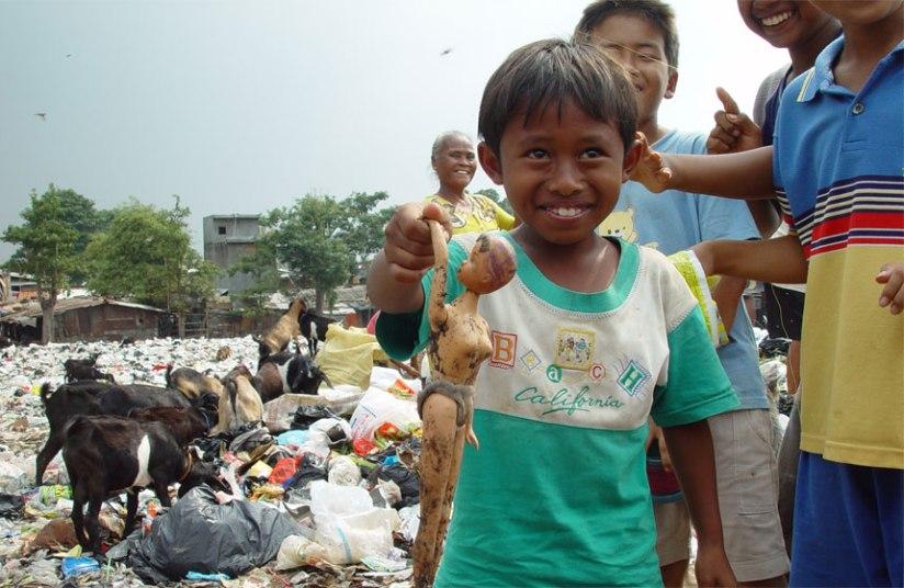 pobreza-ninos-mexico-basura